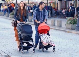 rodzaje wózków niemowlęcych